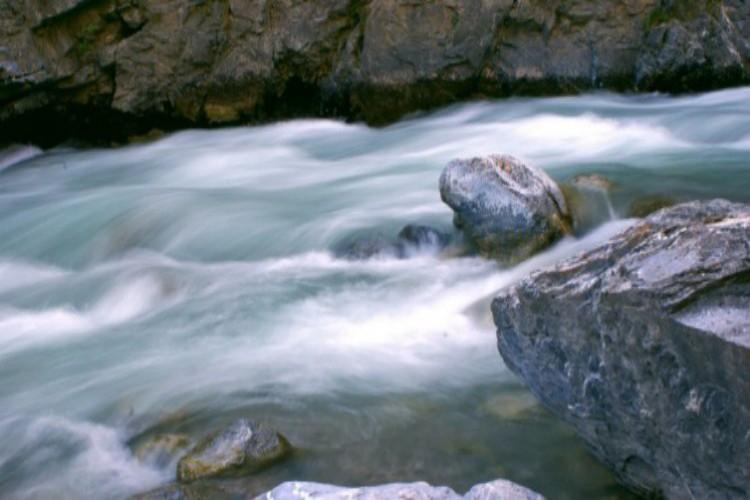 La durnace river